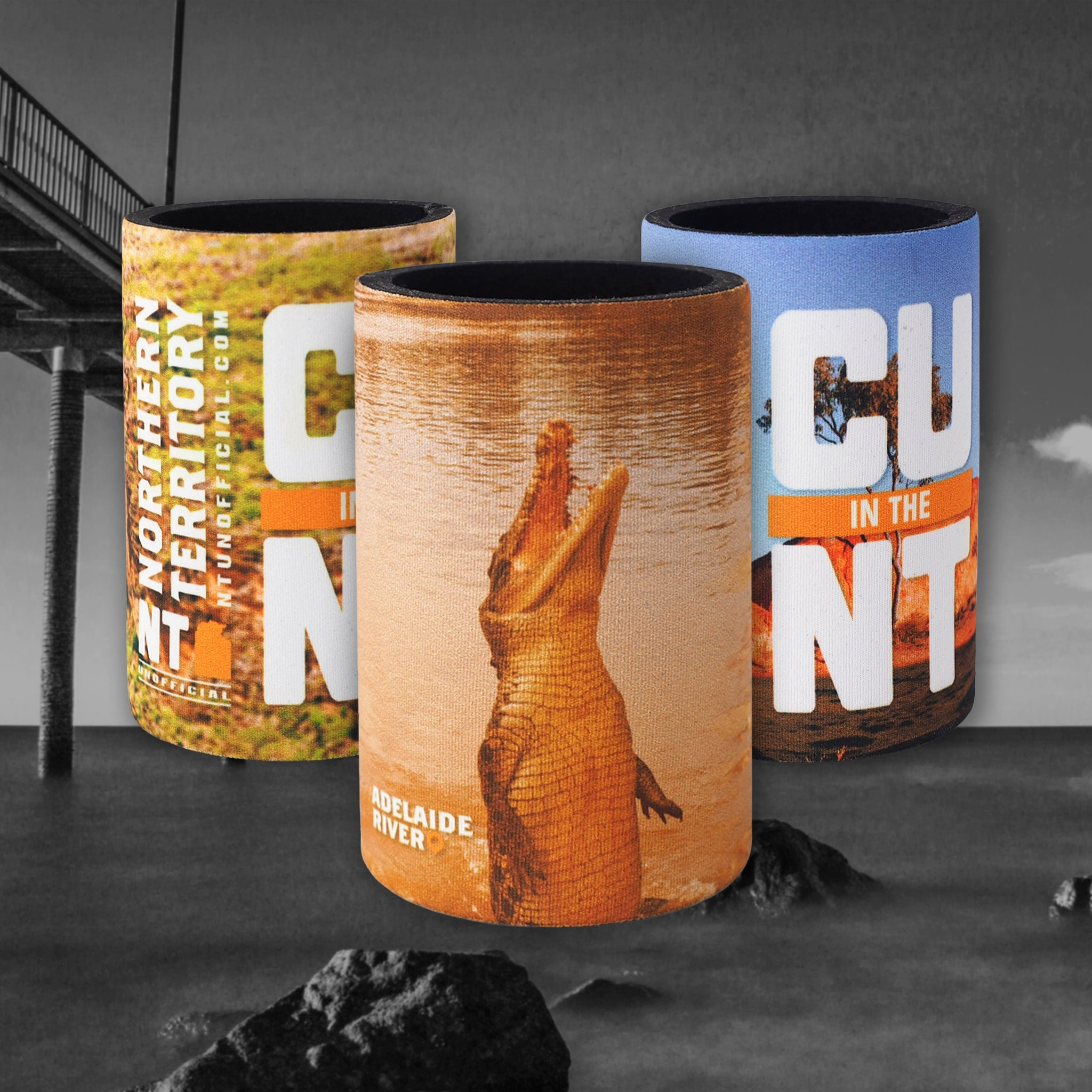 CU in the NT Destination Triple Cooler Pack