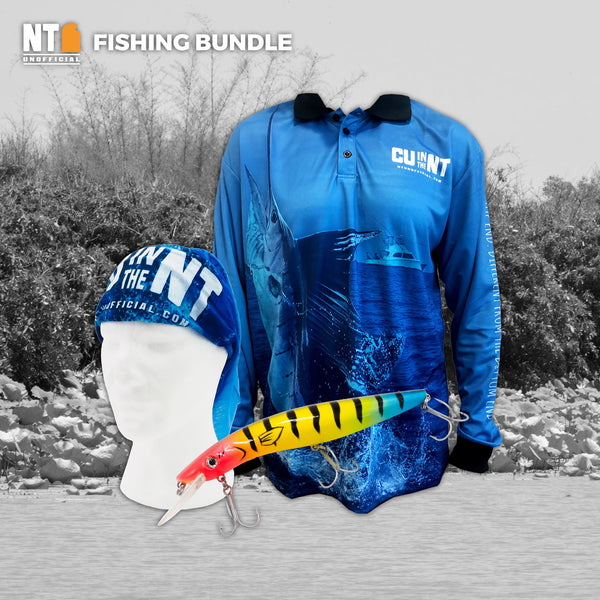 CU in the NT Fishing Bundle - Blue