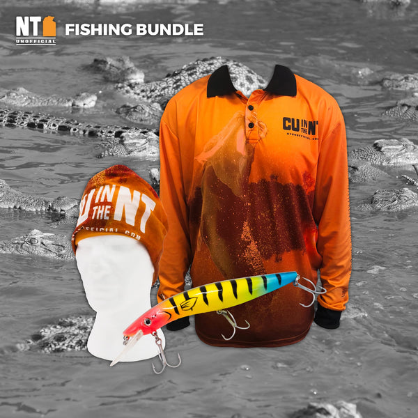 CU in the NT Fishing Bundle - Orange