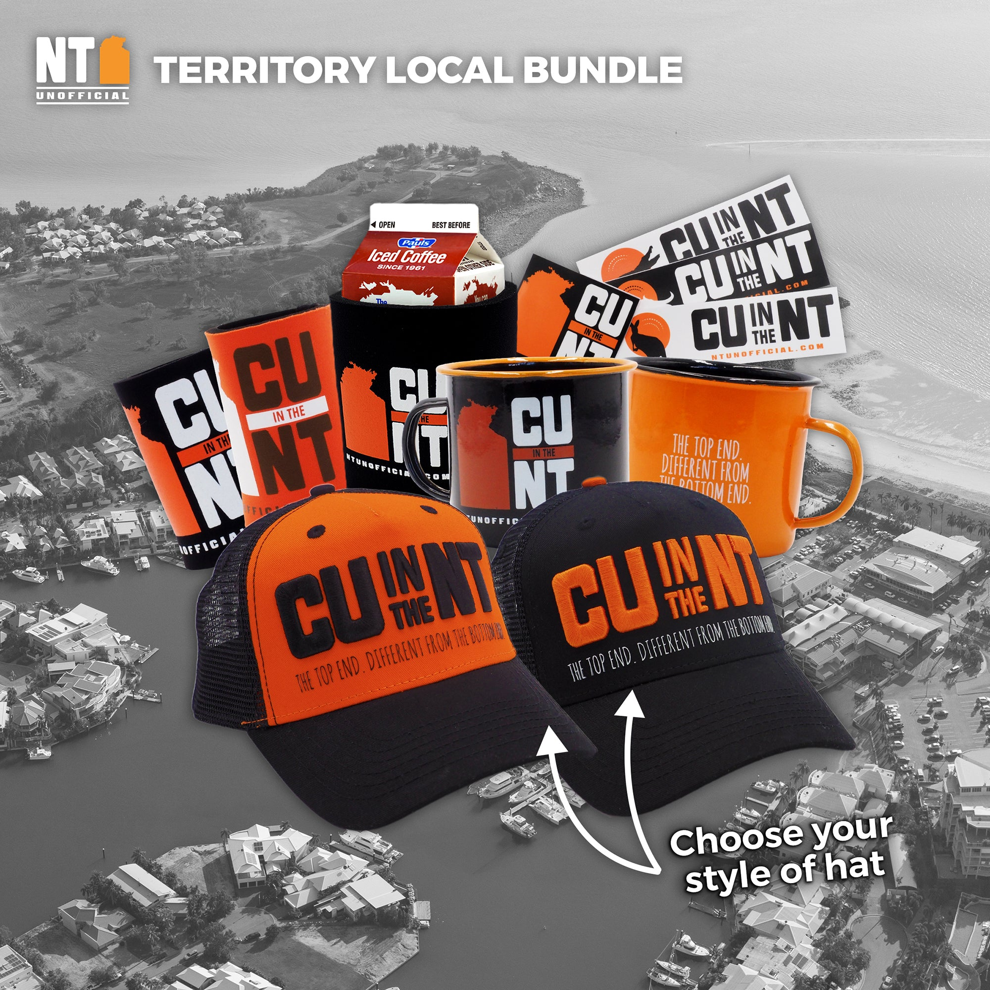 Territory Local Bundle