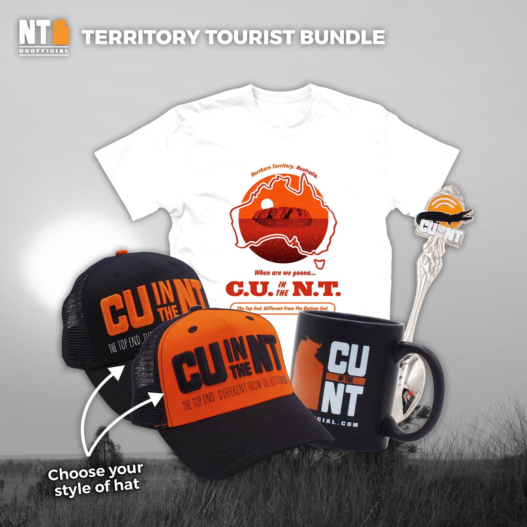 Territory Tourist Bundle