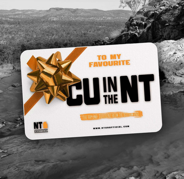 CU in the NT Gift Card