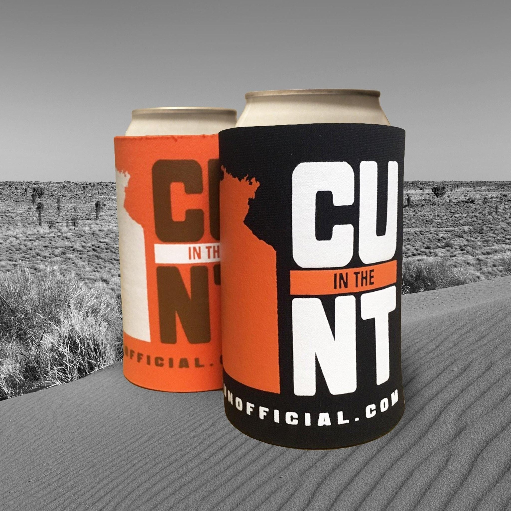 CU in the NT Stubby/Can Cooler Pack