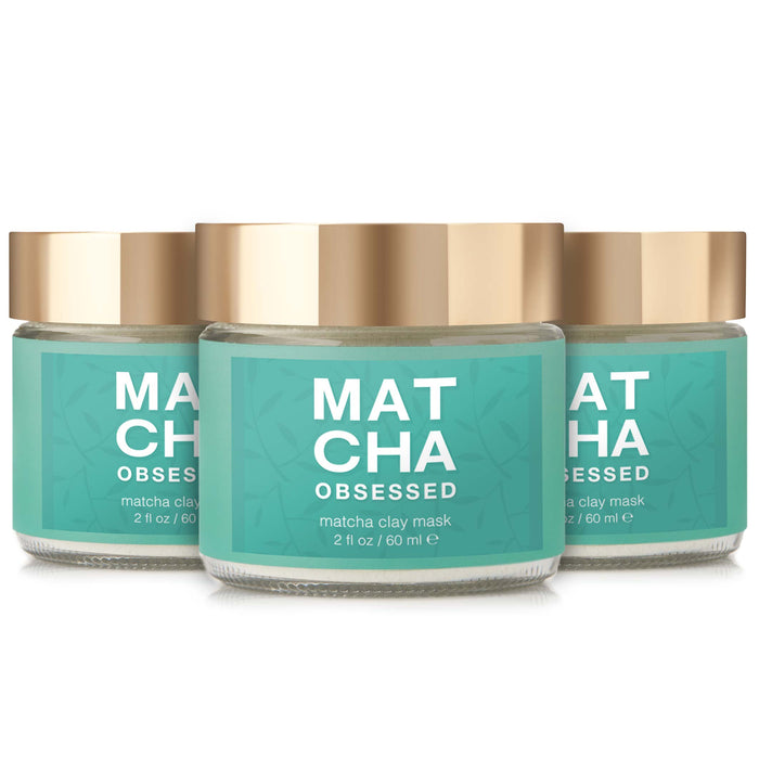 Matcha Obsessed Clay Mask Bundle