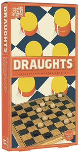 Wooden Games Workshop / Draughts