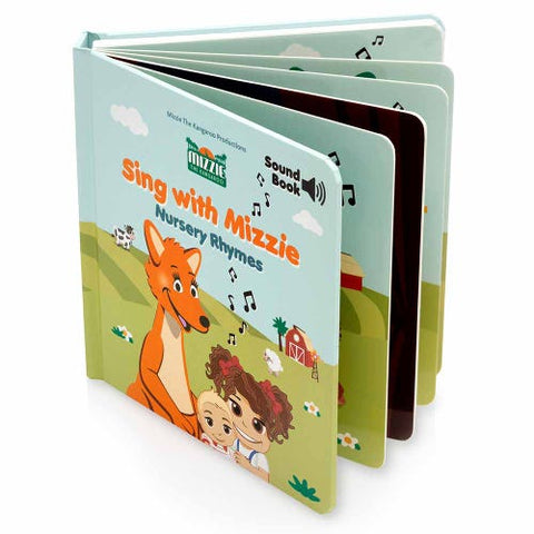 Mizzie / Sound Book - Nursery Rhymes