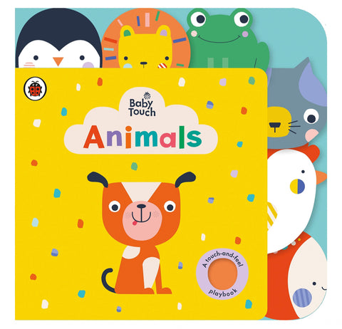 Baby Touch: Animals Tab Book