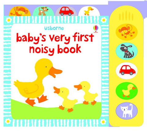 Baby's Very First Noisy Book - Stella Baggot
