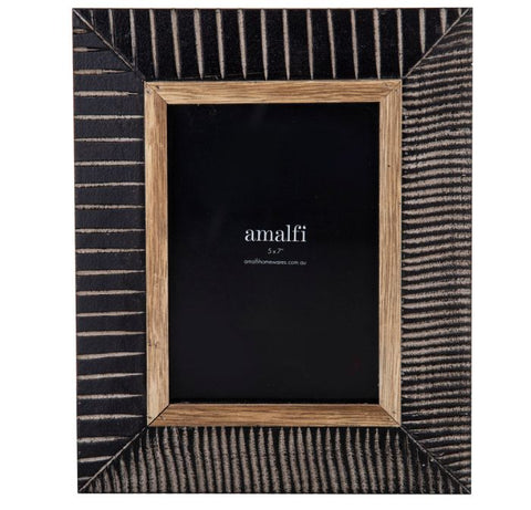 "Amalfi / Deniz Photo Frame (5x7"")"