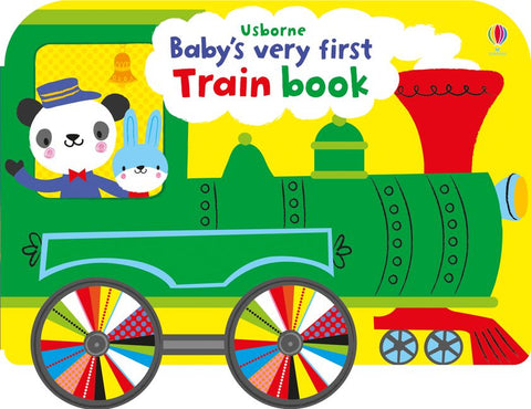 Baby's Very First Train Book - Fiona Watt