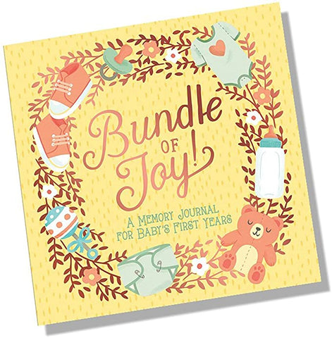 Studio Oh! / Bundle Of Joy Baby Journal