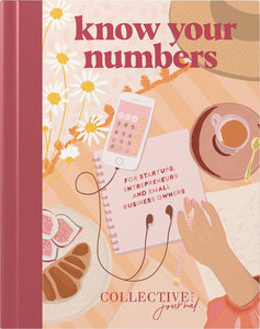 Know Your Numbers Journal - Lisa Messenger