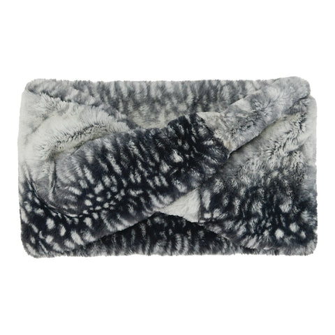 Annabel Trends / Snood - Snow Leopard