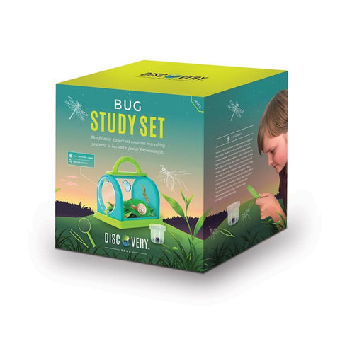 Discovery Zone / Bug Study Set
