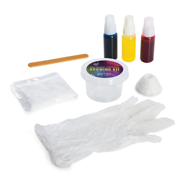 IS Discovery Zone / Rainbow Crystal Growing Kit