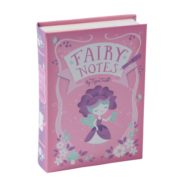 Tiger Tribe / Fairy Notes - Purple Pansy