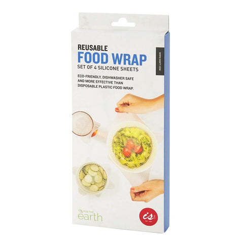 IS / Reusable Food Wrap (Set/4)