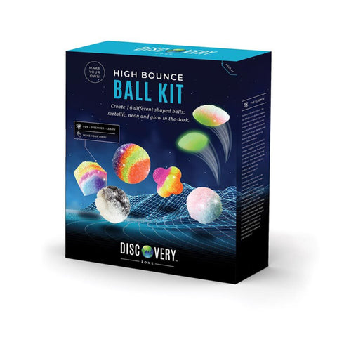 Discovery Zone / High Bounce Ball Kit