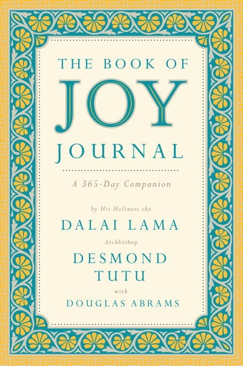 The Book Of Joy Journal - Dalai Lama & Desmond Tutu