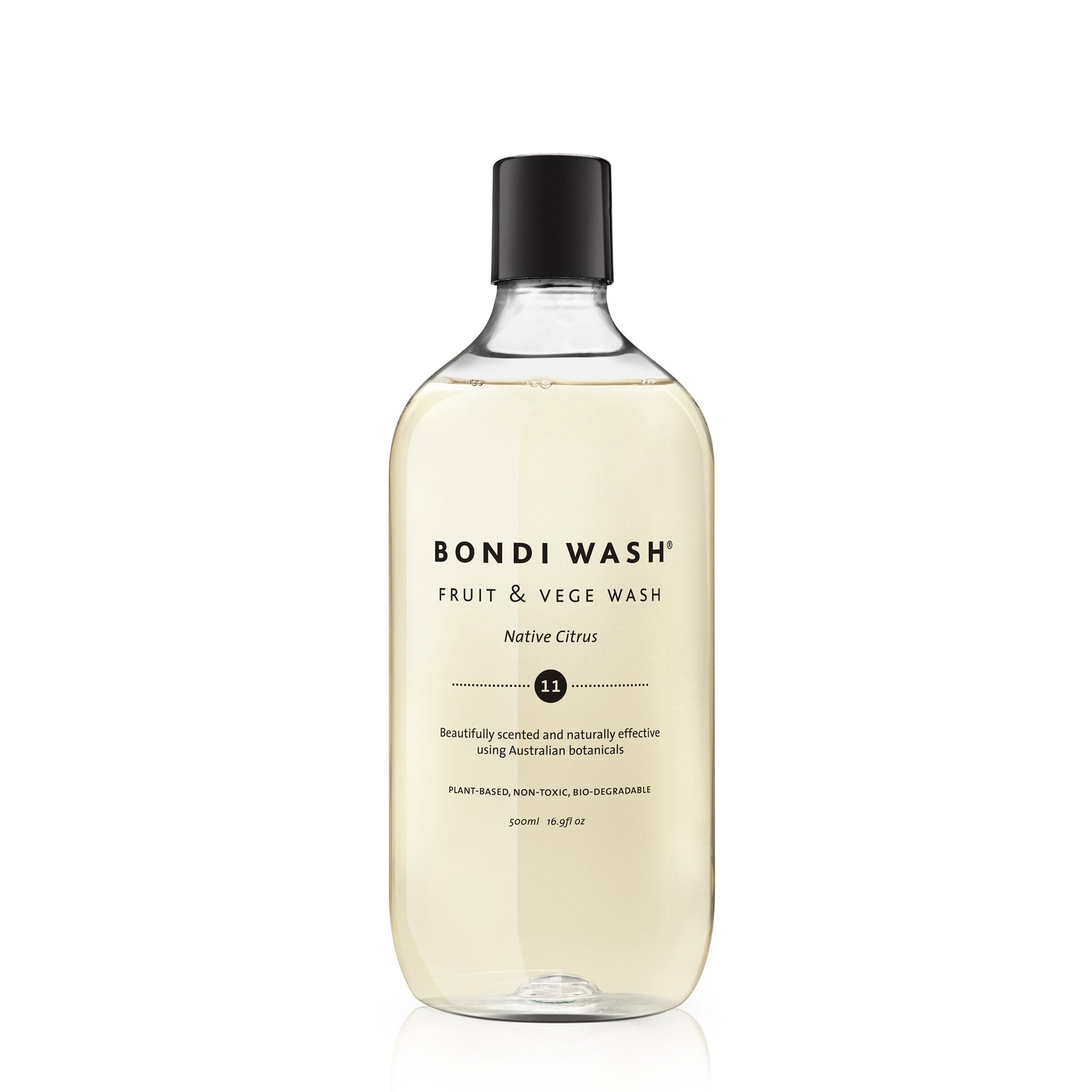 Bondi Wash / Fruit & Vege Wash - Native Citrus