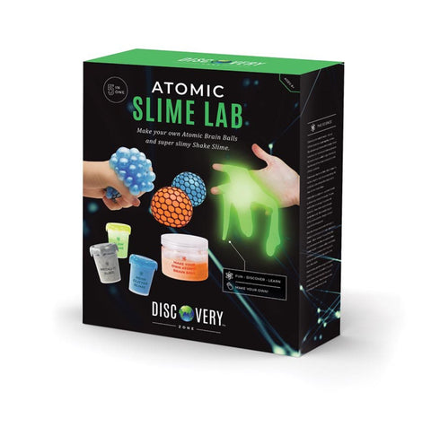 Discovery Zone / Atomic Slime Lab