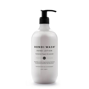 Bondi Wash / Hand Lotion - Tasmanian Pepper & Lavender