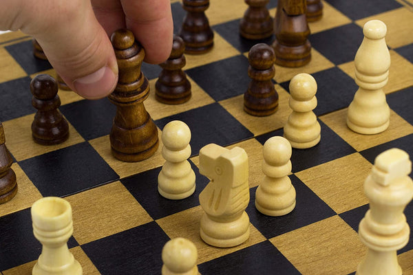 Wooden Games Workshop / Chess