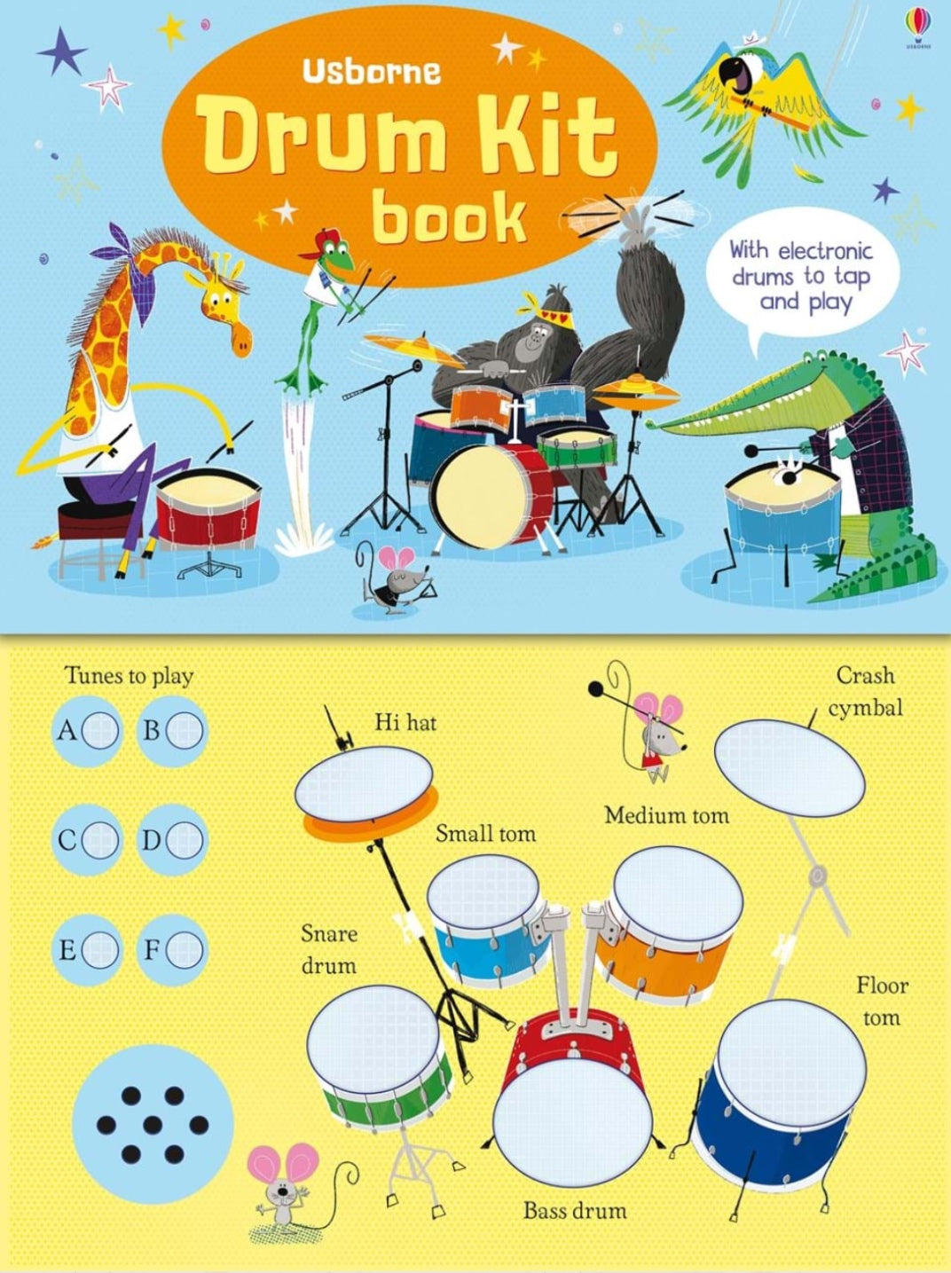 Drum Kit Book - Sam Taplin