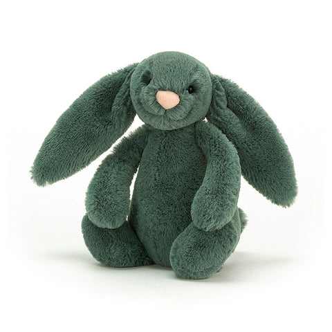 Jellycat / Bashful Bunny - Forest (Small)