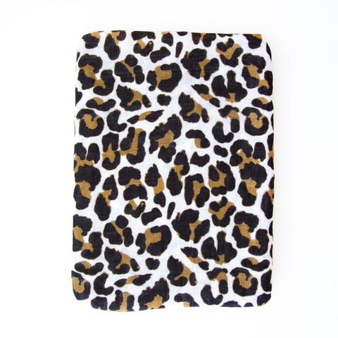Bellies & Beyond / Bamboo Wrap - Lil Leopard