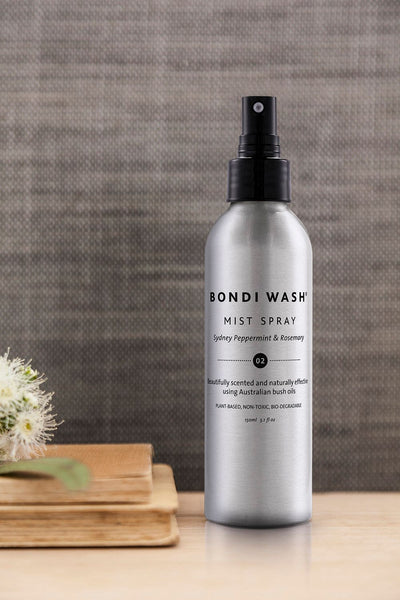Bondi Wash / Mist Spray - Sydney Peppermint & Rosemary