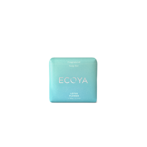 Ecoya / Soap Bar - Lotus Flower