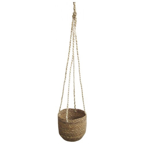 Urban Products / Natural Stitch Hanging Planter