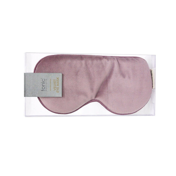 Tonic / Luxe Velvet Eye Mask - Musk