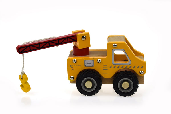 Koala Dream / Wooden Crane Truck