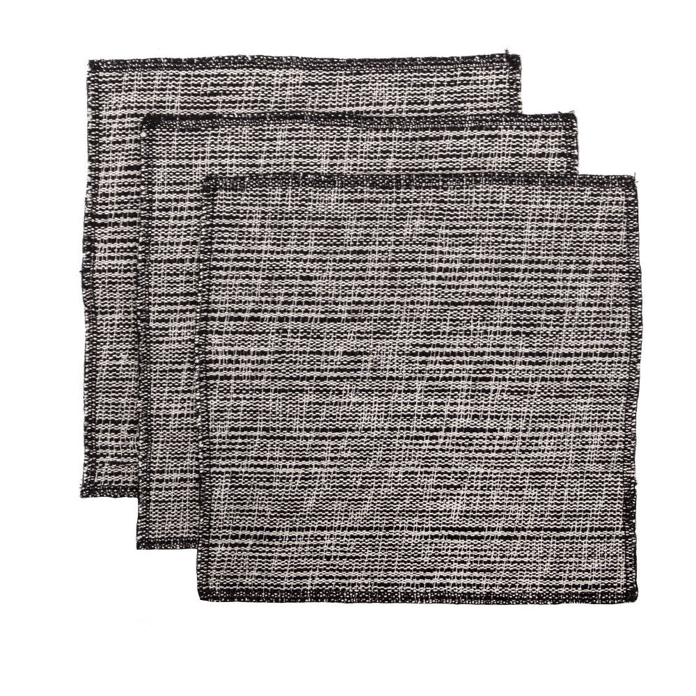 Academy / Hardy Cotton Jute Dish Cloth (Set 3)