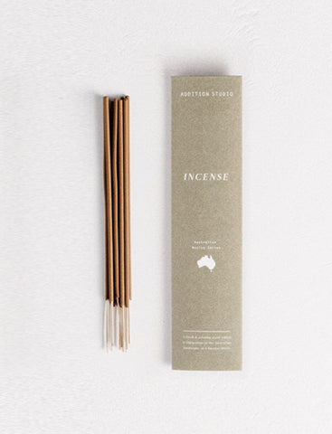 Addition Studio / Incense Pack (Small) - Juniperberry & Frankincense