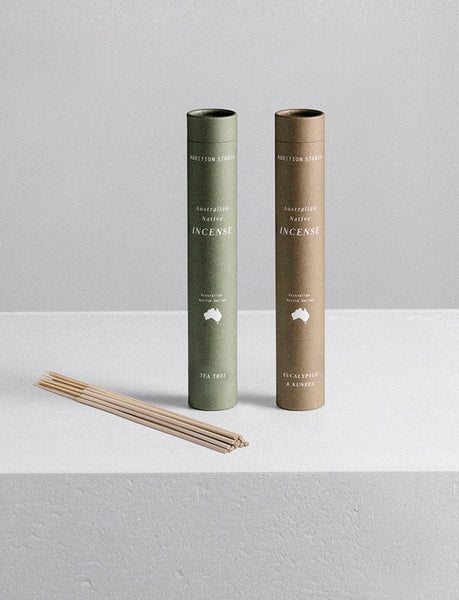 Addition Studio / Incense Pack - Australian Native Eucalyptus & Acacia