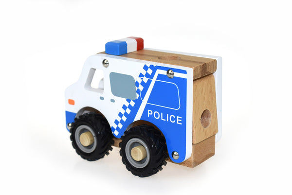 Koala Dream / Wooden Police Car