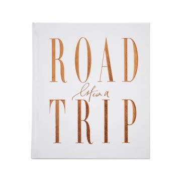 Axel & Ash / Life's A Roadtrip - White