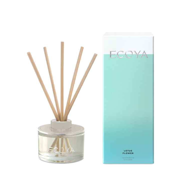 Ecoya / Mini Diffuser - Lotus Flower