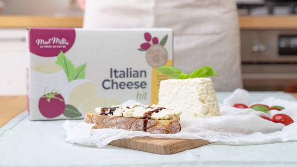 Mad Millie / Italian Cheese Kit