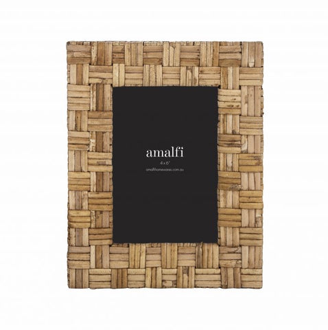 Amalfi / Cardell Photo Frame - 4x6""