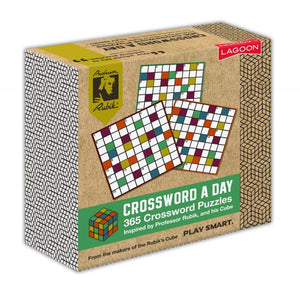 Lagoon / Rubik Crossword A Day Desk Block