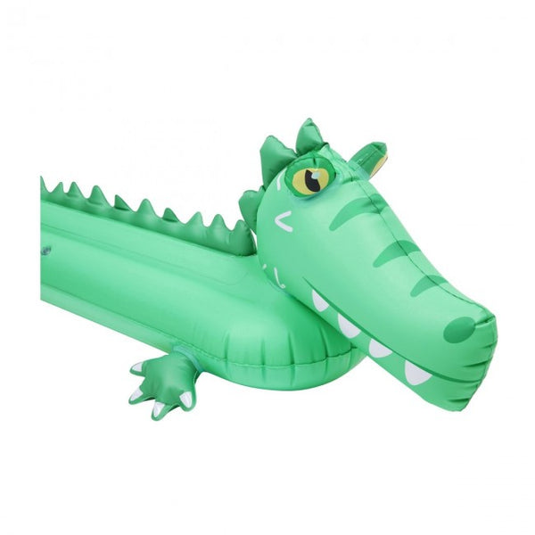 Sunnylife / Inflatable Sprinkler - Crocodile