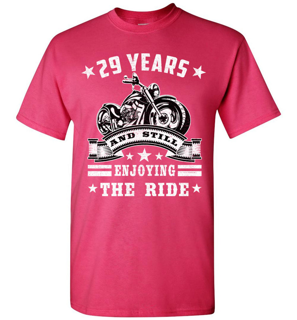29 Years And Still Enjoy The Ride Retro Riding And Wedding ...