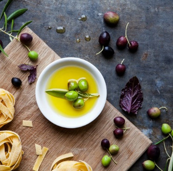 THE BENEFITS OF OLIVE OIL!