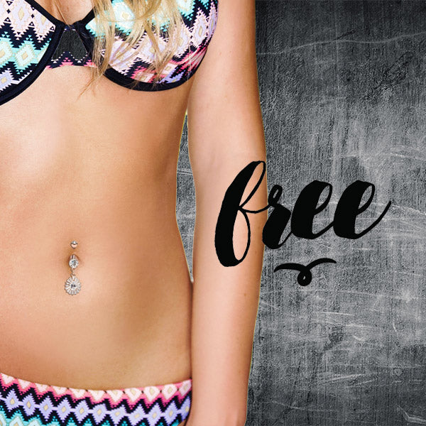 Free Belly Ring with EVERY Order