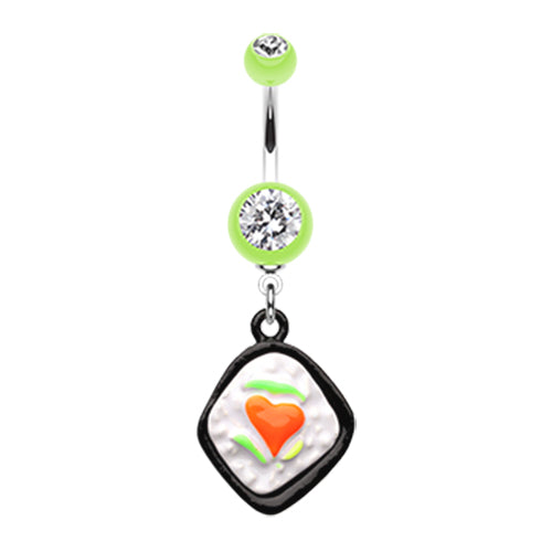 Bento Buzzin' Belly Ring - Dangling Belly Ring. Navel Rings Australia.