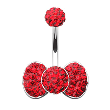 Red Motleys™ Bow Tie Aficionado Belly Bar